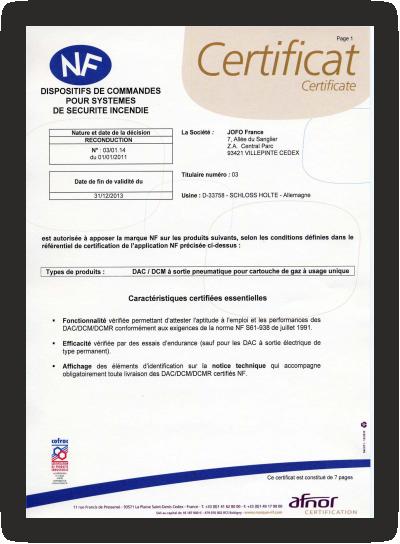 Zone de t l chargement - Certificat de conformite gaz ...